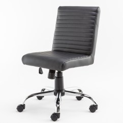Lane Office Chair Leather Desk Tall Alphason Operators Aoc21086blk 121