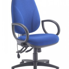 Desk Chair Blue Pretty Office Tc Concept Maxi Ergo Ch0808 In