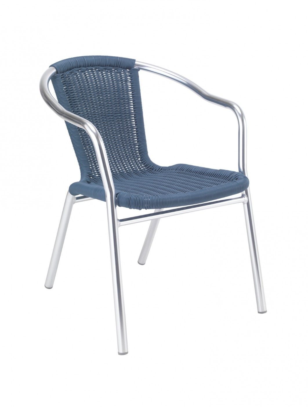 blue bistro chairs kids bedroom tc plaza wicker chair ch0660 121 office furniture or natural enlarged view