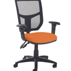 Office Chair Levers Wooden Stevens Point Hours Altino High Back 2 Lever Operators Ah12 000 With