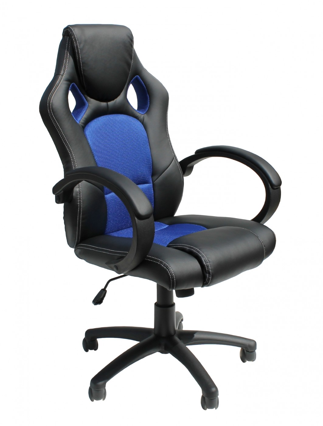 office chair video game true innovations costco gaming chairs alphason daytona aoc5006blu