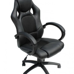 X Racer Chair Living Room Accent Chairs With Ottomans Gaming Alphason Daytona Office Aoc5006blk
