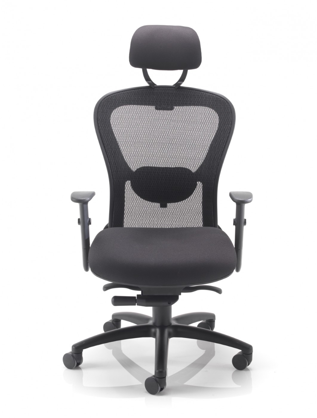 heavy duty gaming chair chaise lounge cushions office chairs tc strata 24 hour mesh