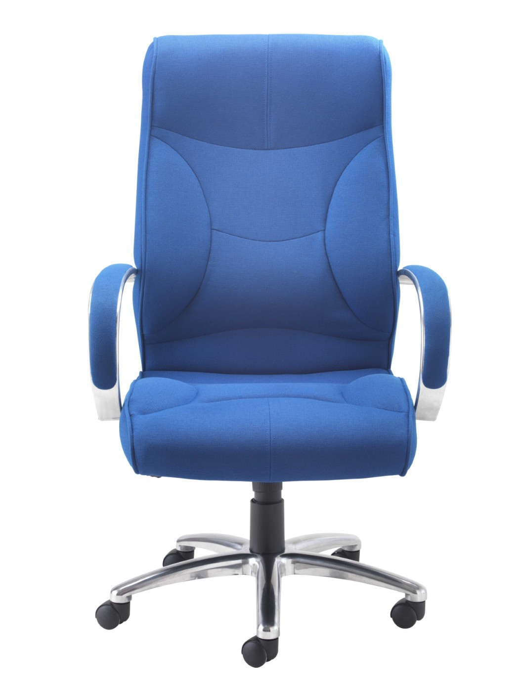 fabric office chairs uk chair pillow for bed tc whist executive