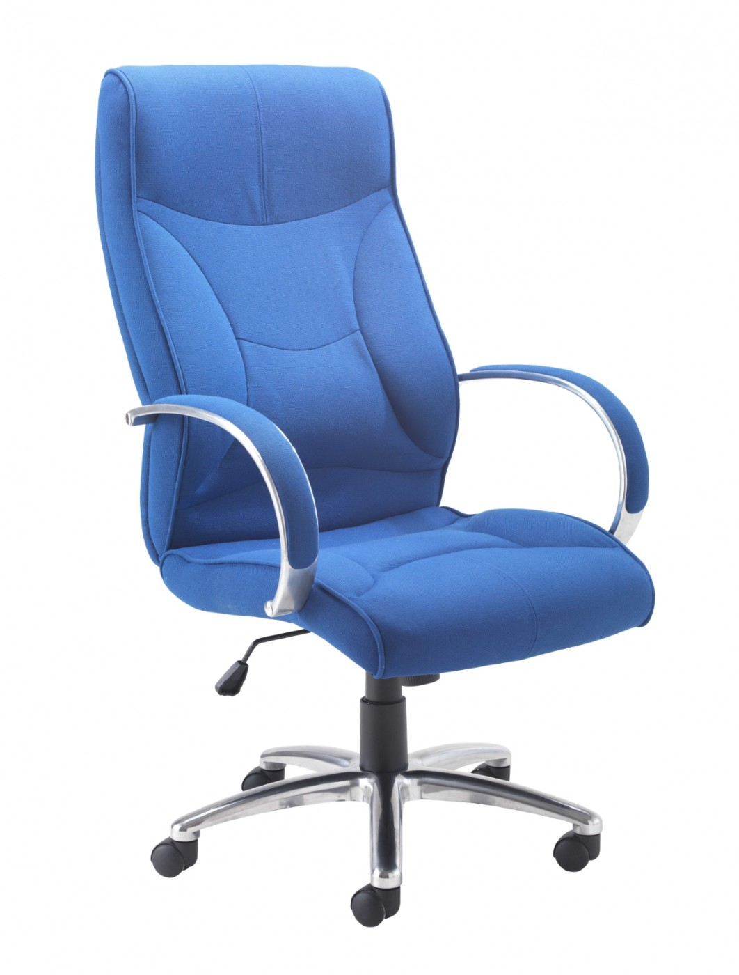 fabric office chairs uk best chair for nursery tc whist executive