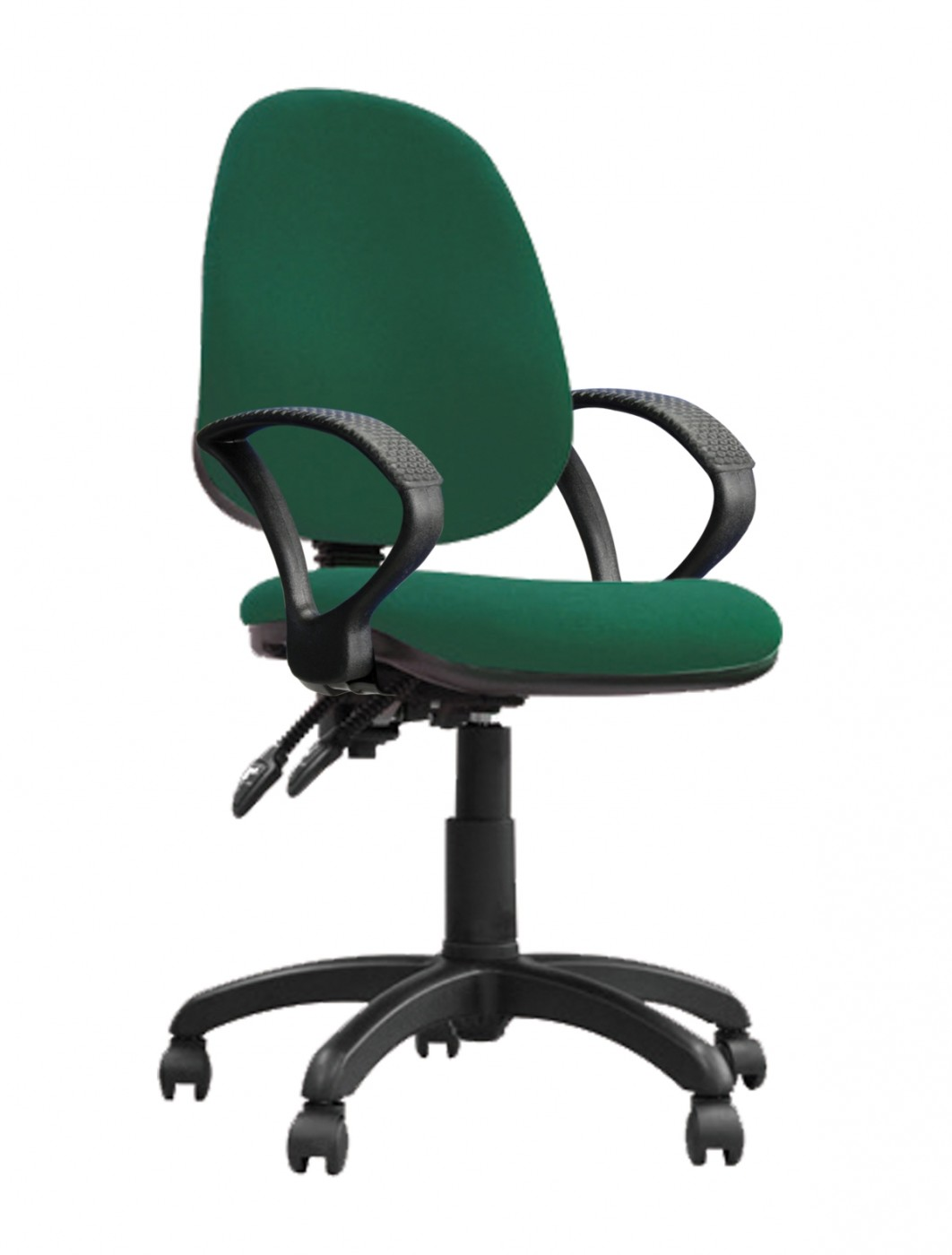 office chairs uk indoor swing chair eliza tinsley java 200 high back operator bcf p505 green gn