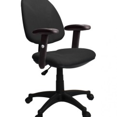 Red Office Chair No Wheels Car Seat Chairs Uk Eliza Tinsley Java 100 High Back Operator Bcf I300