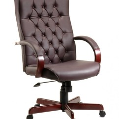 Chairs For Office Bar With Backs Warwick Traditional Exec Leather Chair