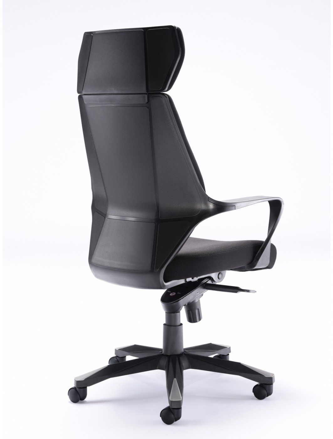 fabric office chairs uk chair factory rocky ch1783bk 121