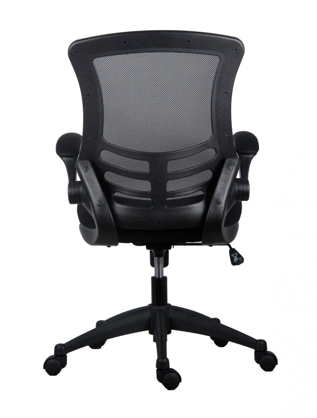 Office Chairs Marlos Mesh Office Chair In Black CH0790BK