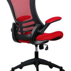 Mesh Gaming Chair Louis 15th Chairs Office Marlos In Red Ch0790rd