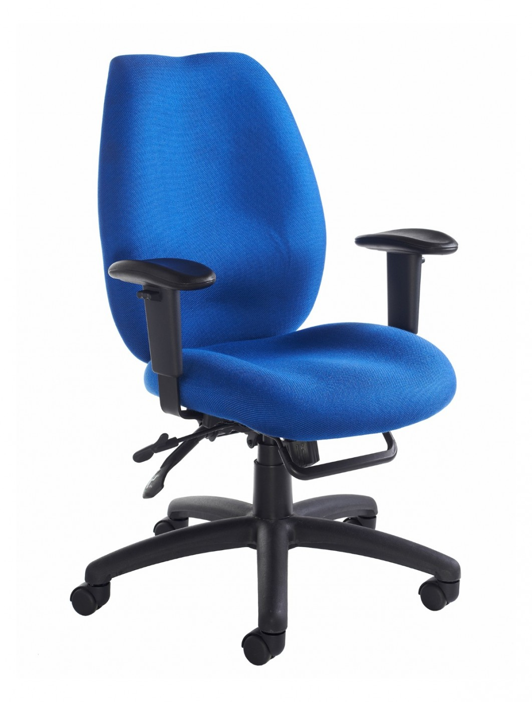 Office Chairs  Cornwall Fabric Operators Chair CWL300K2