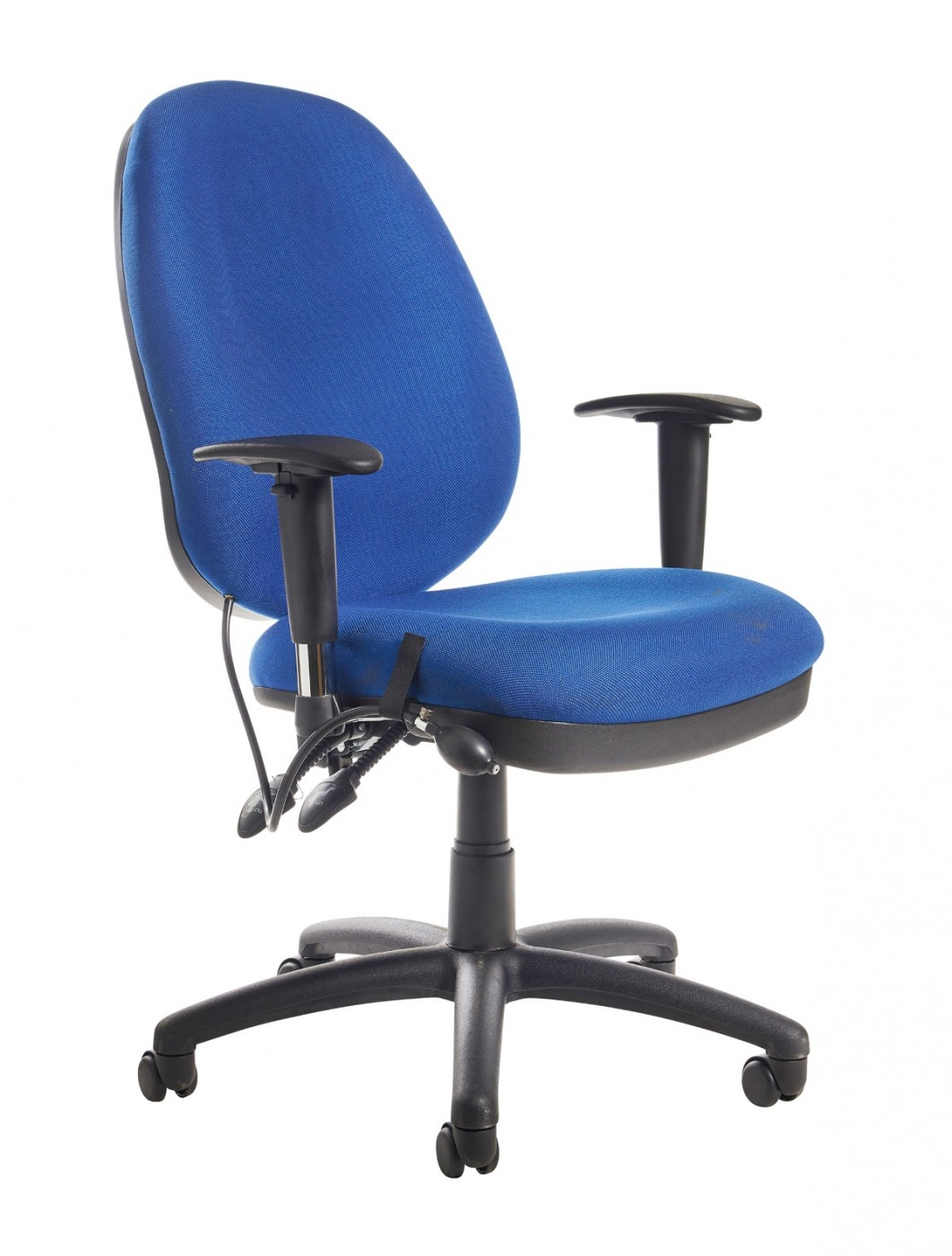 Office Chairs  Sofia Fabric Office Chair SOF300T1 by Dams