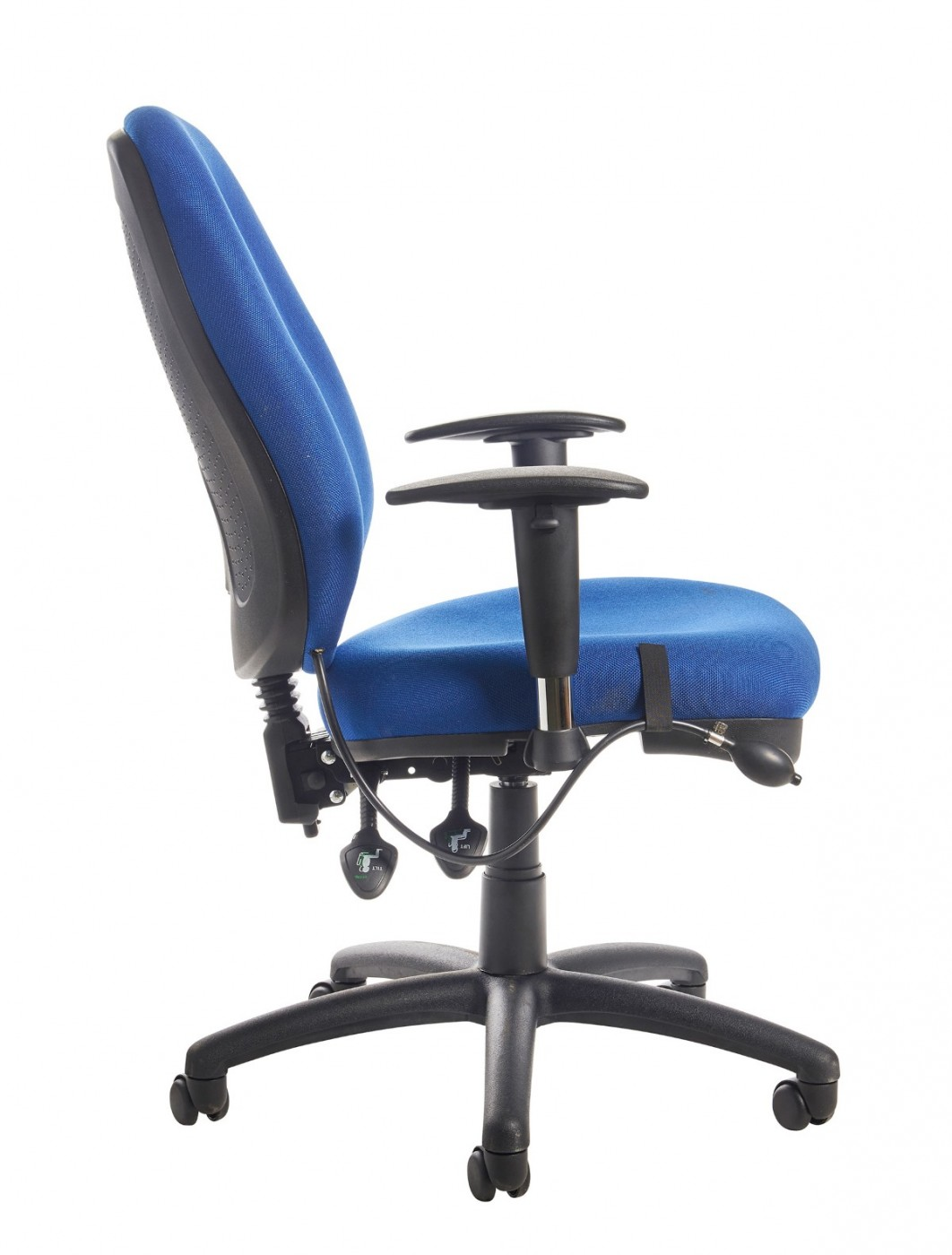 Office Chairs  Sofia Fabric Office Chair SOF300T1  121