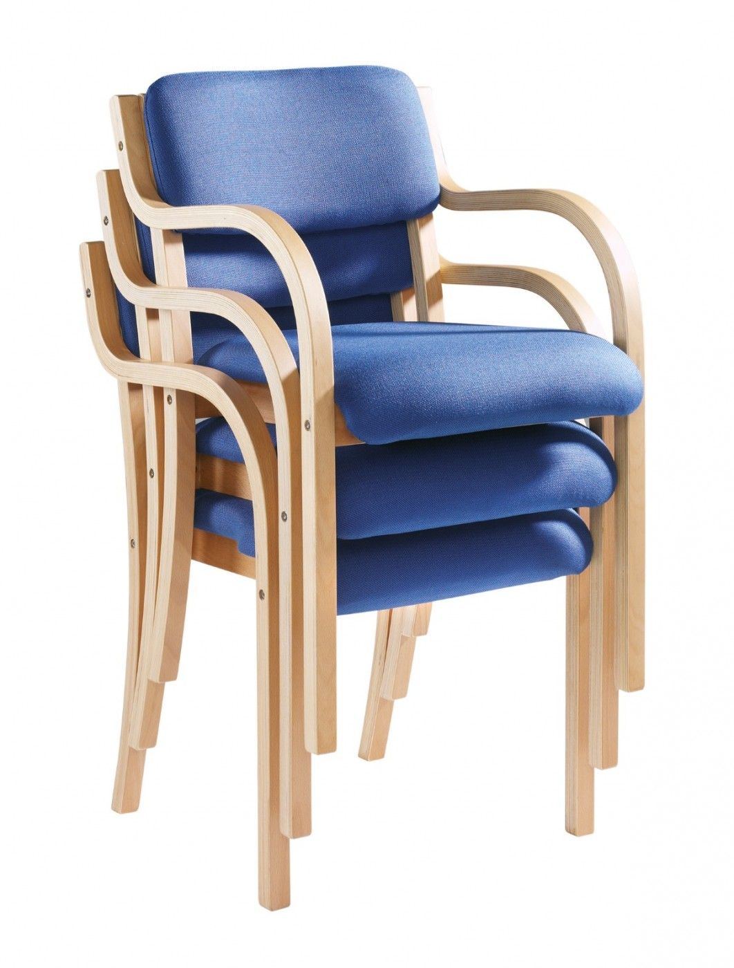 stackable chairs with arms chair covers to protect from cats reception seating prague stacking w pra50001