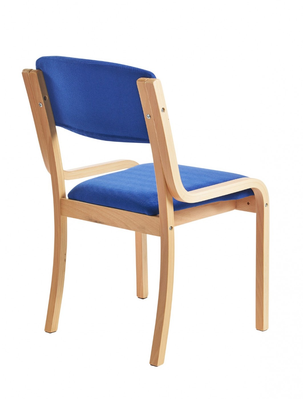 wooden chair frames for upholstery uk tennis court umpire chairs reception seating dams prague stacking pra50002