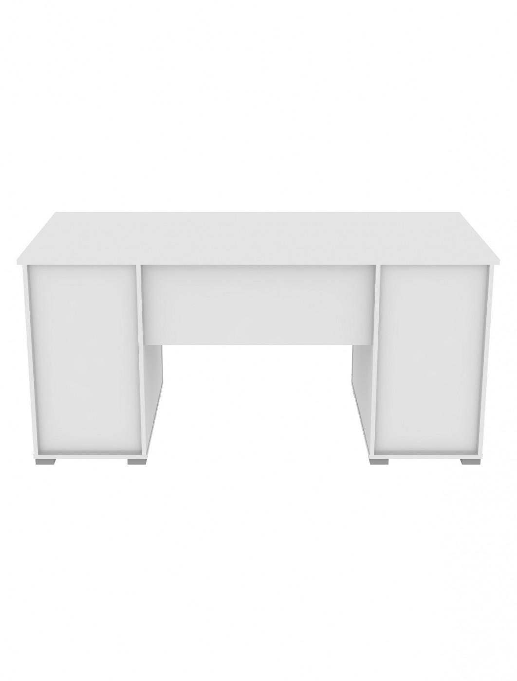 Home Office Desks Alphason Kentucky Desk Aw1374wht 121 Office Furniture