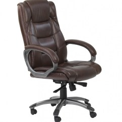 Leather Executive Chair With Leg Rest India Aoc6322 L 121 Office Furniture
