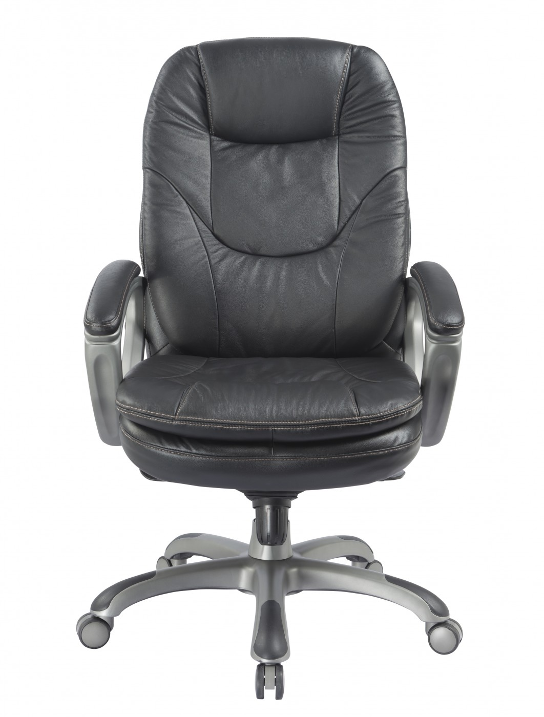 leather chair office walmart chairs kiev bcl u646 lbk