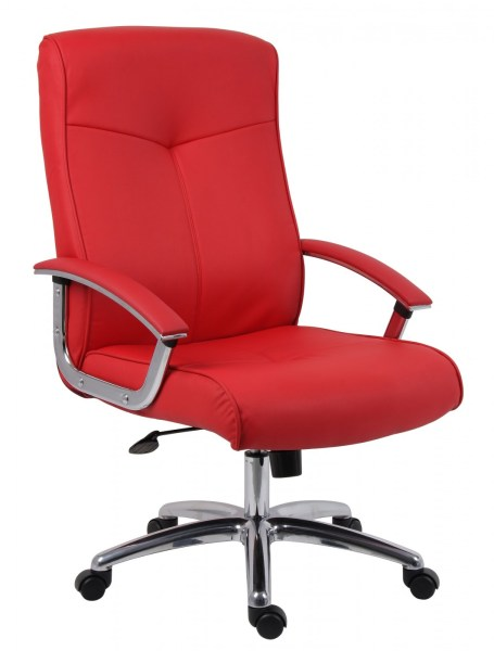 red office chair Executive Chair 8510H-LF01 | 121 Office Furniture