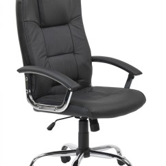 Office Chairs Houston Wheel Chair In Delhi Executive Aoc4201a L 121 Furniture Alphason High Back Leather Faced Enlarged View