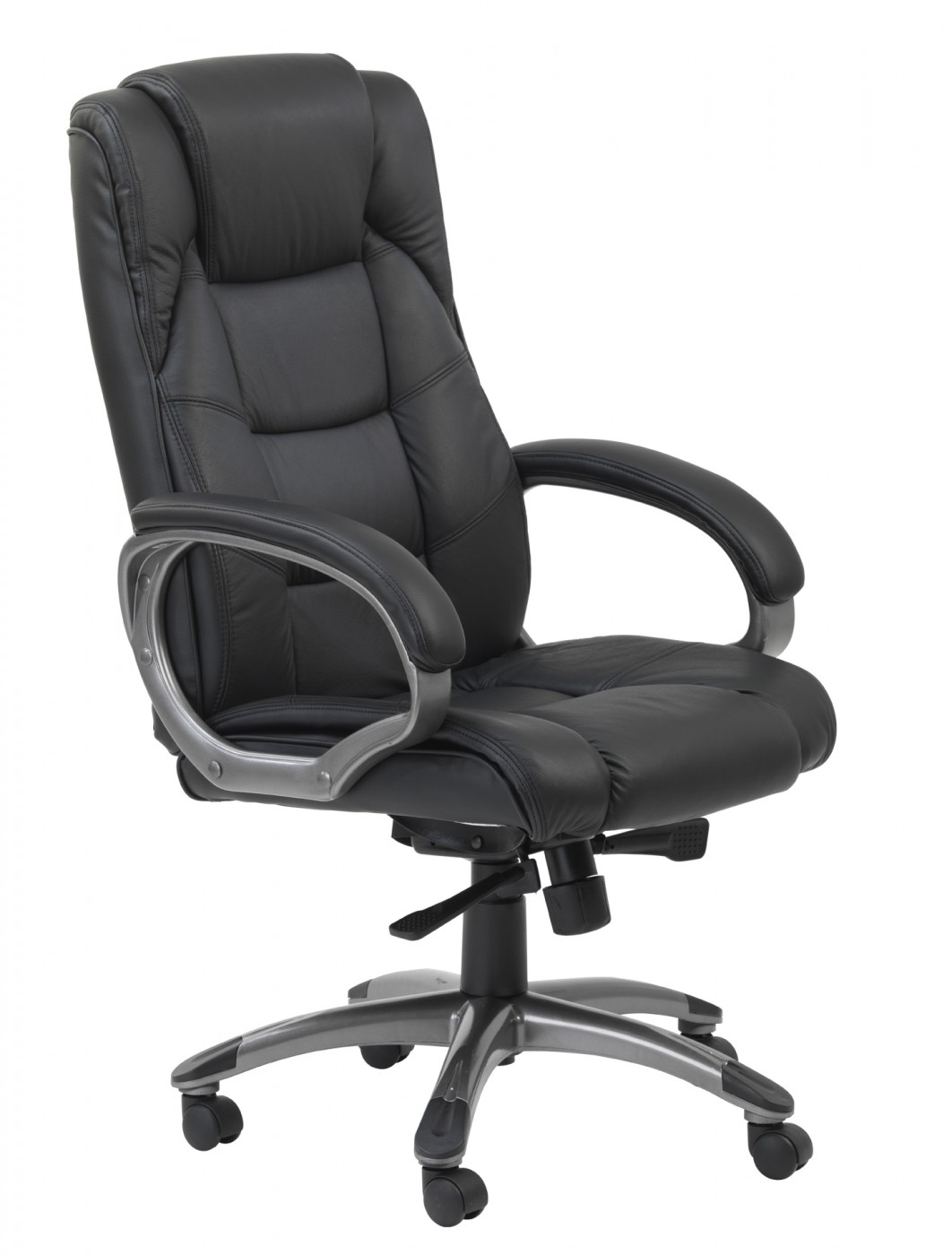 leather executive chair one piece rocking cushions aoc6322 l 121 office furniture