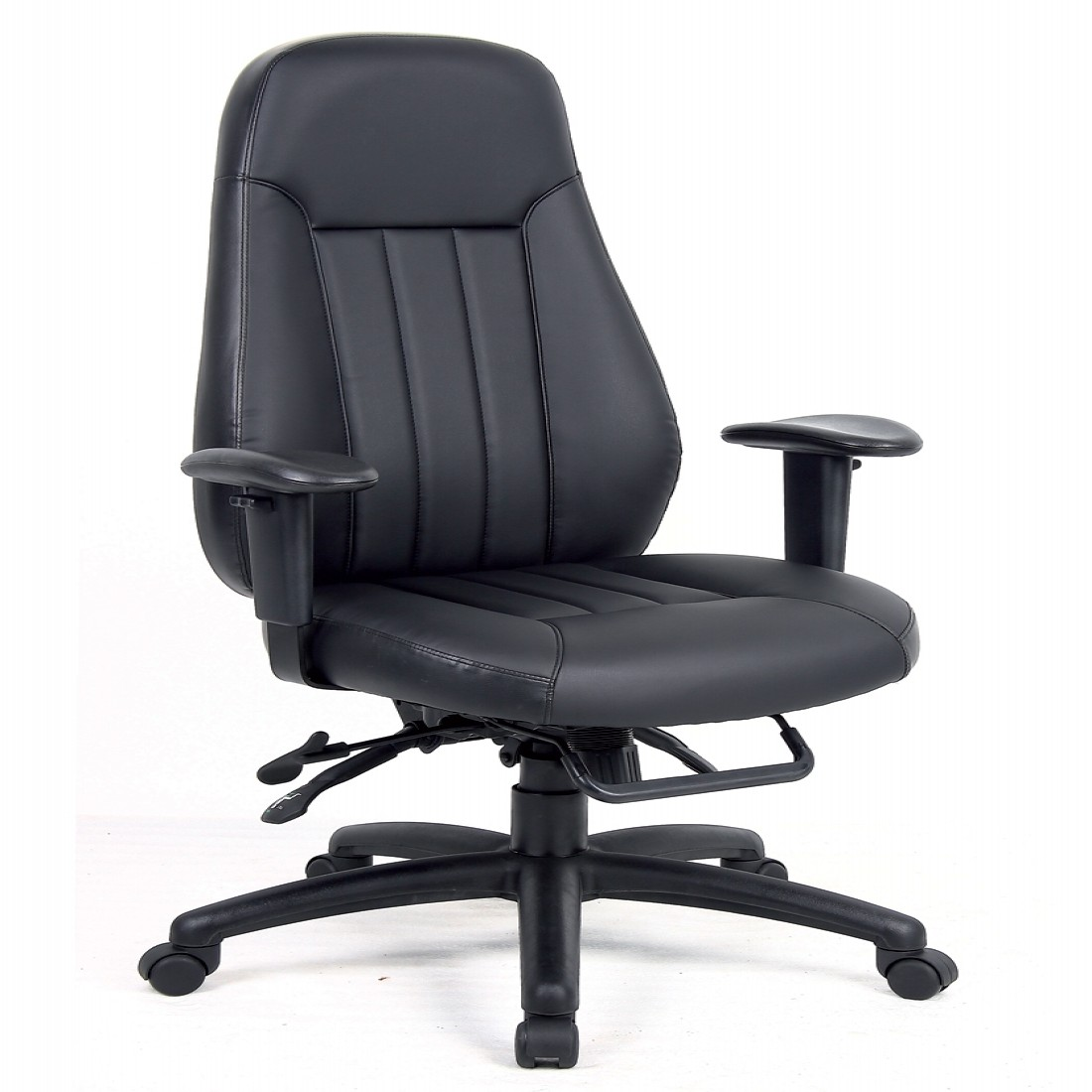 heavy duty gaming chair office chairs zambia zeus 24 hour leather zeu300k2