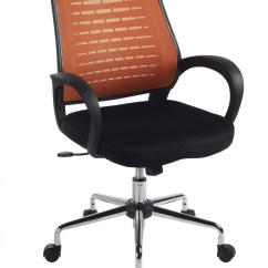 Orange Office Chairs Uk Recliner Chair Singapore Operators Bcm F1203 121 Furniture