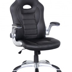 Stylish Office Chairs Uk Vintage Lawn Aluminum Talladega Racing Style Chair Aoc8211blk 121