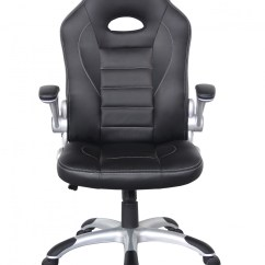 Stylish Office Chairs Uk Purple Parsons Chair Talladega Racing Style Aoc8211blk 121