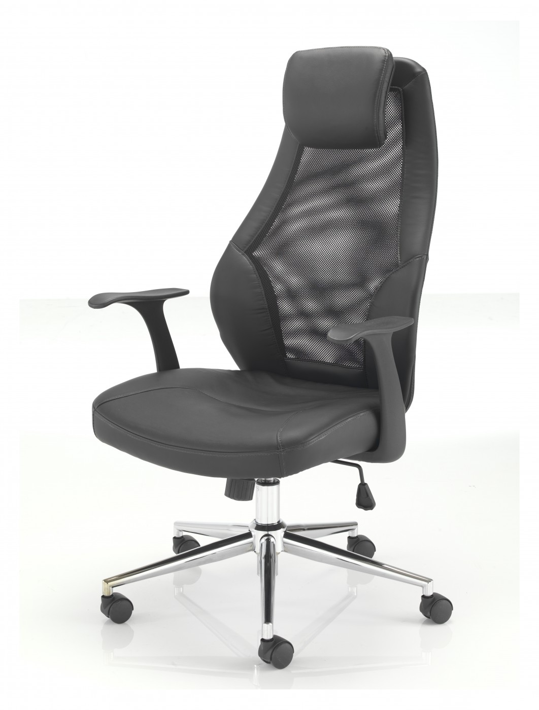 executive mesh office chair best chairs bilana review tc ch2403bk 121 furniture