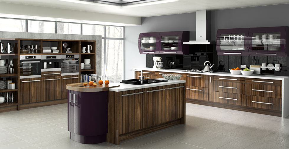 kitchens direct best buy kitchen appliances cheap new units made to measure doors duleek gloss tiepolo burgundy