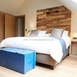Bettruckwande Und Holzwande Selber Gestalten Mit Holzpaneelen