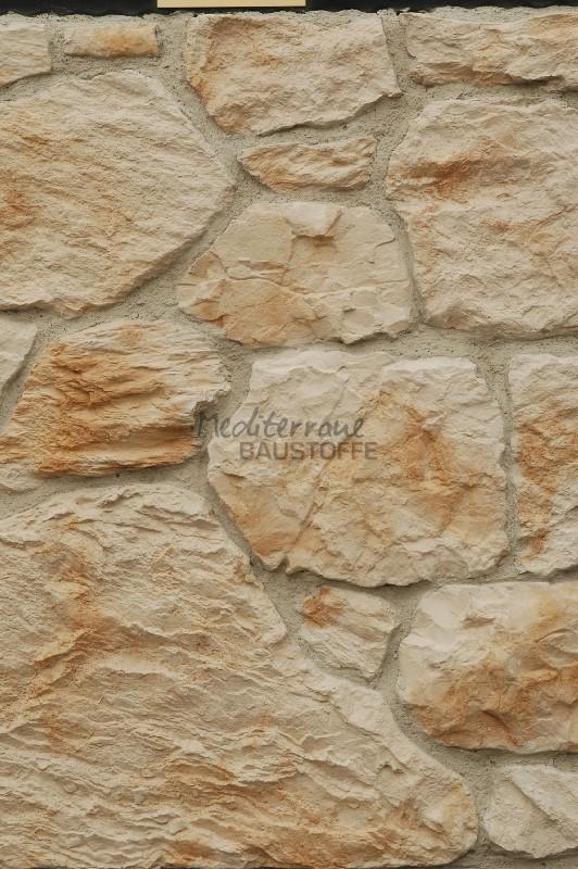 Natursteinoptik Aiale  Fassadenverkleidung in Bruchsteinoptik