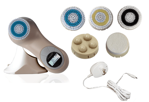 Erisonic Facial Cleansing and Massage System Tan