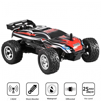 RC Cars Remote Controlled Car 1 24 Model Electric Off-Road Monster Racing Car