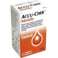 Accu-Chek Instant Glucose Control Solutions