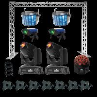Chauvet DJ DJ Show Maker 150 Professional Lighting & Truss ...