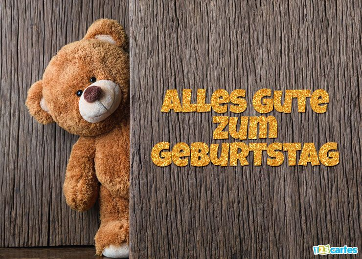 Cute Teddy Bears Wallpapers Hd Cartes Anniversaire En Allemand 123 Cartes