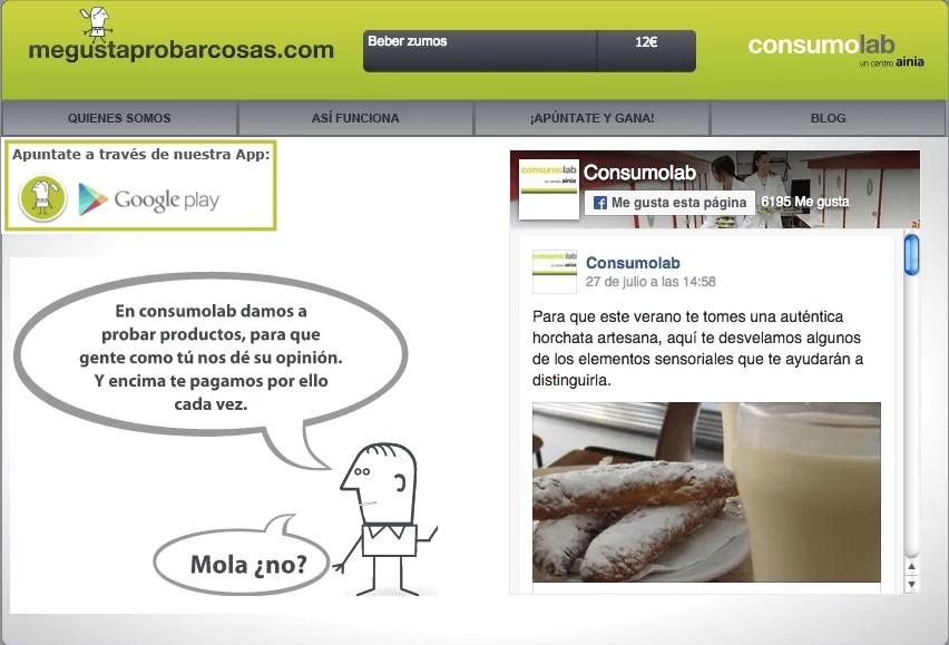 Consumlab - Panel de consumidores