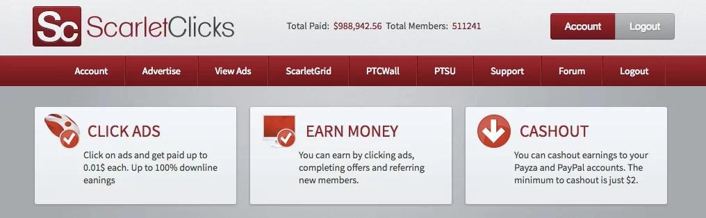 Ganar dinero por ver publicidad