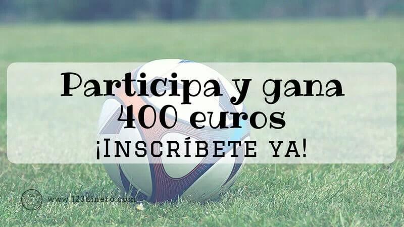 [Plazas libres. Inscríbete ya!!] Ganar 400 euros sin esfuerzos y sin riesgo, ¿qué te parece?