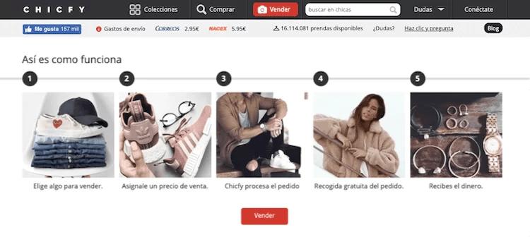 Vender Ropa Usada Las Tiendas Online Que Te Harán Ganar Dinero Extra
