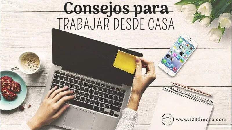 Teletrabajo: consejos para trabajar desde casa con éxito