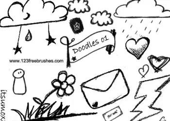 Handmade Doodle 1