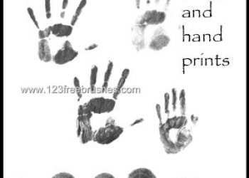 Finger and Hand Prints
