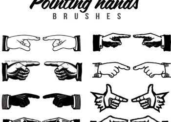 Pointing Hands