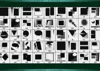 Frames Set 4