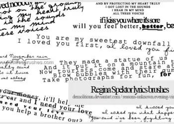 Regina Spektor Lyrics