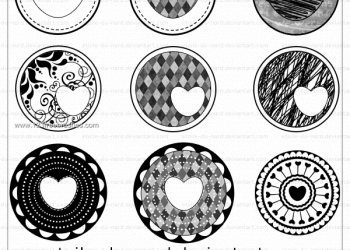 Hearts and Circles